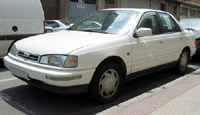 Hyundai Elantra 1990-1996 Service Repair Manual