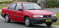 Hyundai Excel 1989-1994 Service Repair Manual