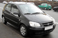 Hyundai Getz Click 2002-2005 Service Repair Manual