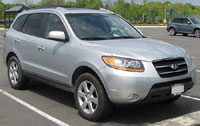Hyundai Santa Fe 2007-2010 Service Repair Manual