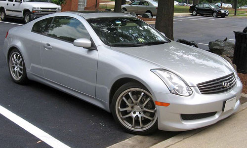 Infiniti G35 Coupe 2003-2007 Service Repair Manual
