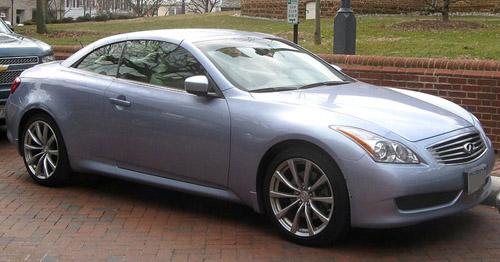 Infiniti G37 Convertible 2009-2010 Service Repair Manual