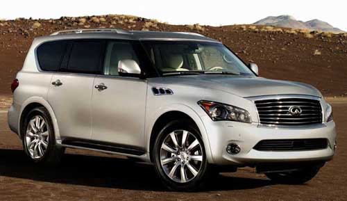 Infiniti Qx56 2011 Service Repair Manual