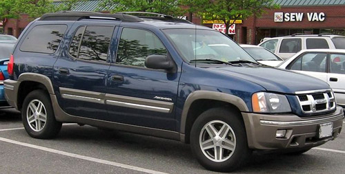Isuzu Ascender 2003-2008 Service Repair Manual