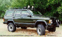 Jeep Cherokee Xj 1994-1995 Service Repair Manual