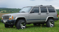 Jeep Cherokee Xj 1997-2001 Service Repair Manual