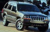 Jeep Grand Cherokee Wj 1999 Service Repair Manual