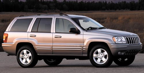 Jeep Grand Cherokee Wj 2001 Service Repair Manual