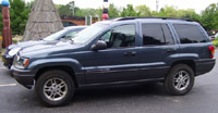 Jeep Grand Cherokee Wj 2002 Service Repair Manual