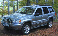 Jeep Grand Cherokee Wj 2003 Service Repair Manual