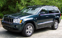 Jeep Grand Cherokee Wk 2005-2006 Service Repair Manual