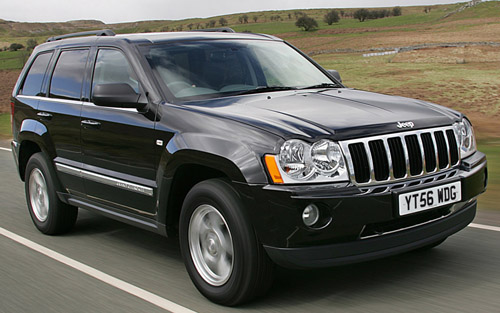 Jeep Grand Cherokee Wk 2007-2009 Service Repair Manual
