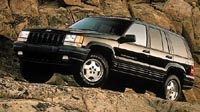 Jeep Grand Cherokee Zg 1997 Service Repair Manual