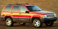 Jeep Grand Cherokee Zj 1993 Service Repair Manual