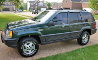 Jeep Grand Cherokee Zj 1994 Service Repair Manual