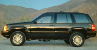 Jeep Grand Cherokee Zj 1995 Service Repair Manual