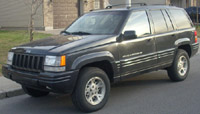 Jeep Grand Cherokee Zj 1996 Service Repair Manual