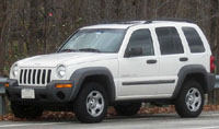 Jeep Liberty Kj 2002-2006 Service Repair Manual