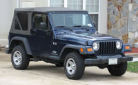 Jeep Wrangler Tj 1997-2006 Service Repair Manual