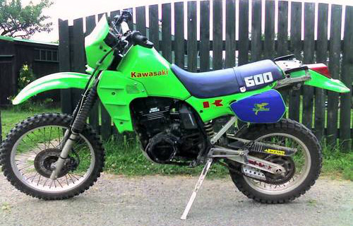Kawasaki Klr-600 1984-1995 Service Repair Manual