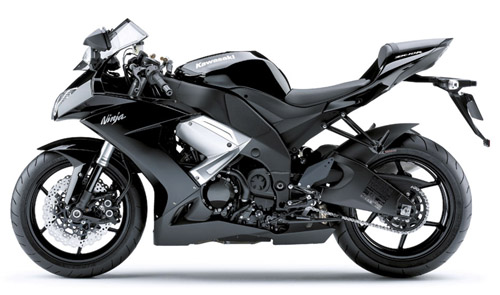 Kawasaki Ninja Zx-10r 2006-2010 Service Repair Manual