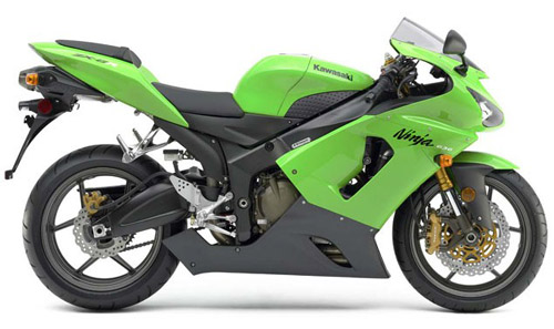 Kawasaki Ninja Zx-6r 2003-2004 Service Repair Manual