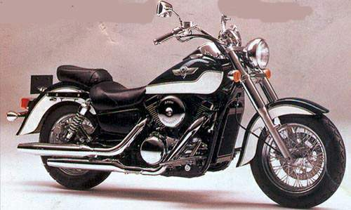Kawasaki Vulcan Vn-1500 1987-1999 Service Repair Manual