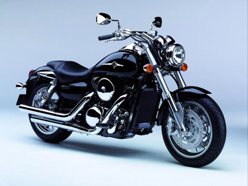 Kawasaki Vulcan Vn-1600 Mean Streak 2002-2009 Service Repair Manual
