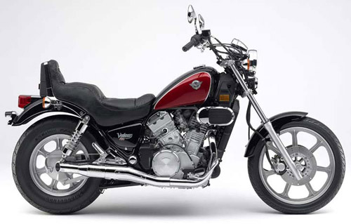 Kawasaki Vulcan Vn-750 1984-2006 Service Repair Manual