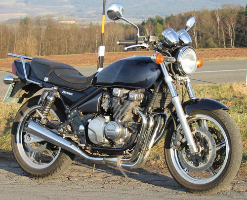 Kawasaki Zr550 750 Zephyr 1990-1997 Service Repair Manual