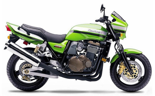 Kawasaki Zrx-1200 German 1999-2007 Service Repair Manual