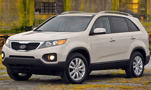Kia Sorento 2011 Service Repair Manual Download