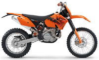 Ktm 250 Exc-Racing 2000-2006 Service Repair Manual