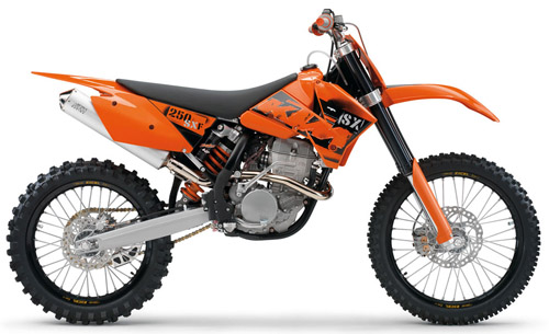 Ktm 250 Sx-F 2005-2006 Service Repair Manual