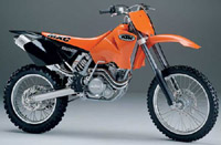 Ktm 520 525 Sx Mxc Xc Exc Smr-Racing 2000-2006 Service Repair Manual