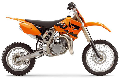 Ktm 85-Sx 2004 Service Repair Manual