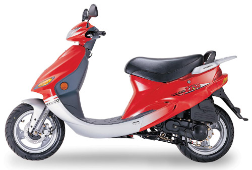 Kymco Zx 50 Scout 50 Service Repair Manual