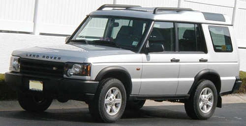 Land Rover Discovery 2 1999-2004 Service Repair Manual ...
