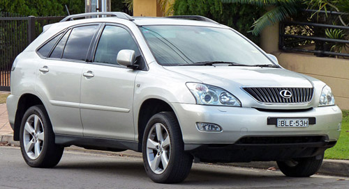 Lexus Rx-330 2003-2006 Service Repair Manual