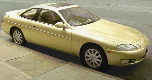 Lexus Sc-300 Sc-400 Z30 1991-2001 Service Repair Manual