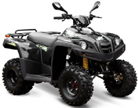 Masai A450 Quad Atv Service Repair Manual
