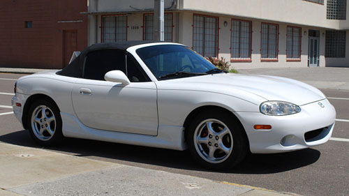 Mazda Miata Mx-5 1999-2005 Service Repair Manual