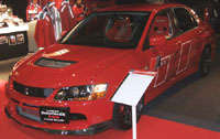 Mitsubishi Lancer Evolution 9 2005-2007 Service Repair Manual