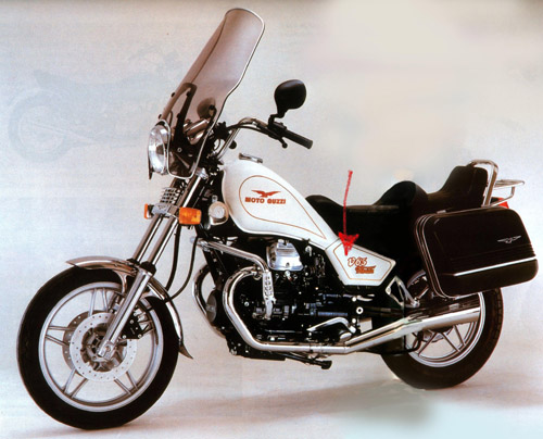 Moto Guzzi V35 V50 V65 Florida Service Repair Manual