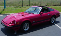Nissan 280zx 1982-1983 Service Repair Manual