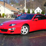 Nissan 300zx Z31 1984-1989 Service Repair Manual