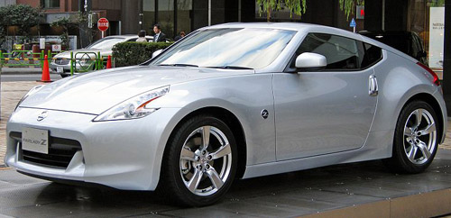 Nissan 370z Coupe 2009-2010 Service Repair Manual