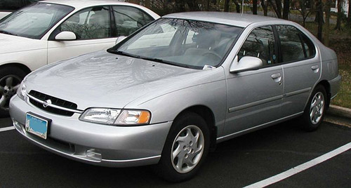 Nissan Altima 1998-2001 Service Repair Manual