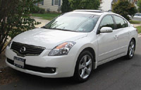 Nissan Altima 2007-2010 Service Repair Manual