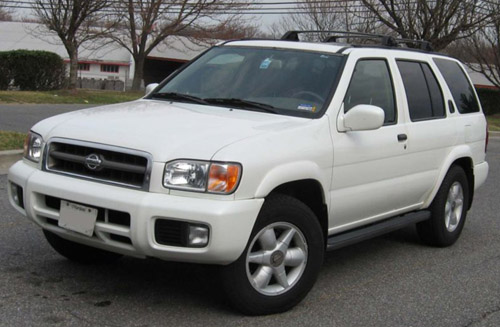 Nissan Pathfinder R50 1996-2000 Service Repair Manual